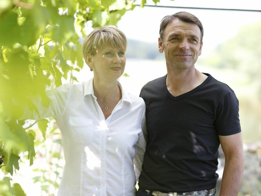 Domaine Frédéric MABILEAU - Nathalie et Frédéric MABILEAU Saint nicolas de bourgueil