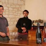 Vignobles des Robinières Bertrand et Vincent MARCHESSEAU